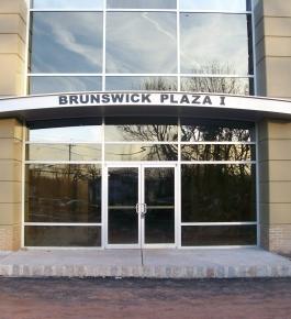 Brunswick Plaza, NJ 2 Alumiframe