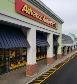 Middletown Shopping Center, Middletown NJ2 Alumiframe