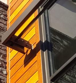 Ecoshade Homestreet Bank, Tacoma WA