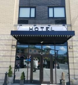 Watt Hotel, Rahway NJ 1