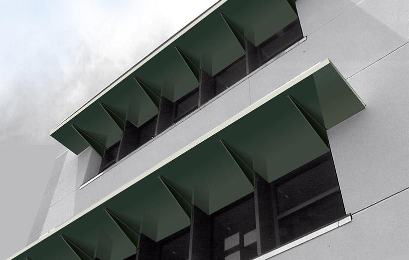 Alumiframe - custom canopies