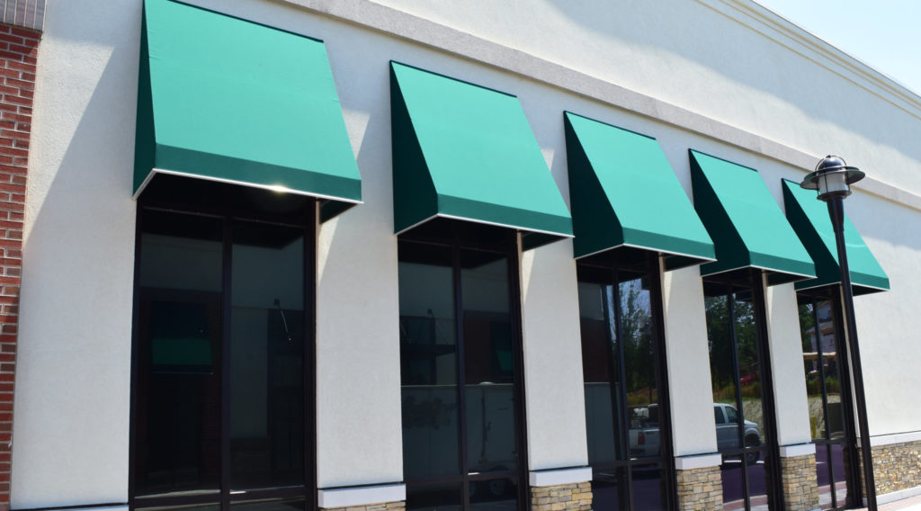 Store Awnings, Outdoor Awnings, Retail Awnings