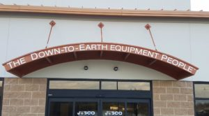 Custom Commercial Awnings, Commercial Aluminum Awnings, Canopy Systems