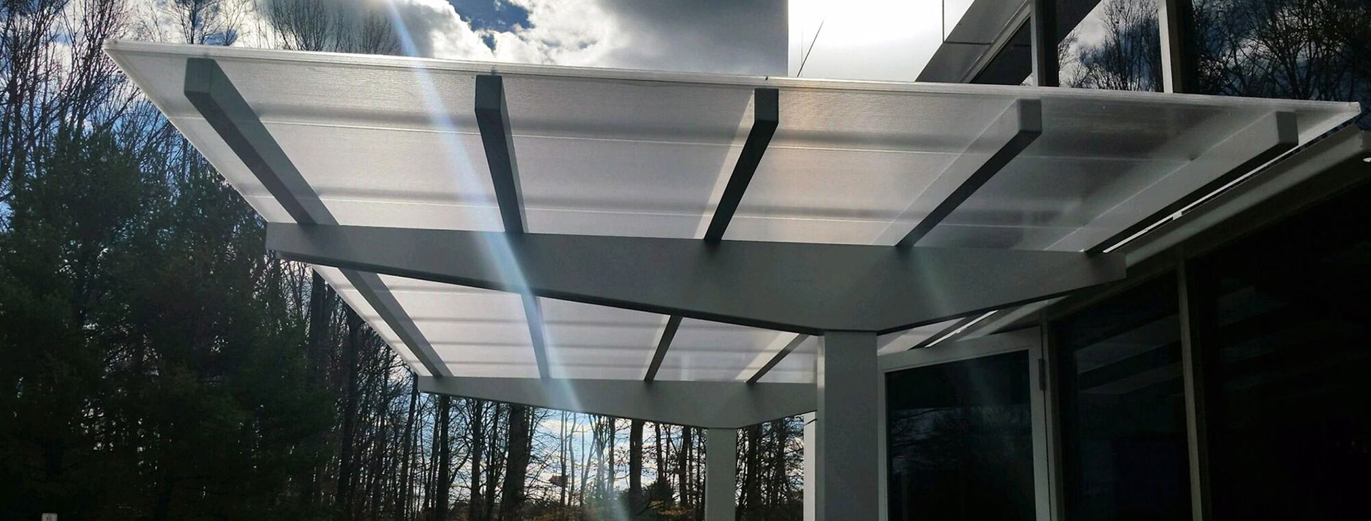 Aluminum Awnings, Aluminum Canopies, Custom Canopies and Store Awnings